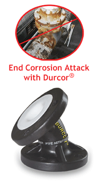 End Corrosion Attack with Durcor